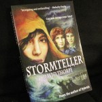 Book - Stormteller by David Thorpe