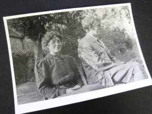 Edward Thomas and his wife Helen