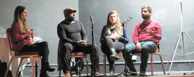 BAME debate at Cardiff Book Festival
