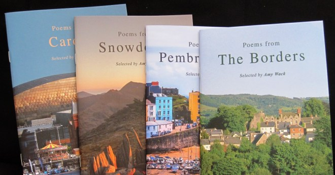 Poems from Wales - Pembrokeshire, Snowdonia, The Borders, Cardiff