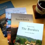 Poetry from Cardiff, Snowdonia, Pembrokeshire and The Borders