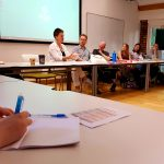 MMU Creative Writing Summer School - coping with setbacks as a writer
