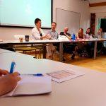 MMU Creative Writing Summer School - coping with setbacks as a writer
