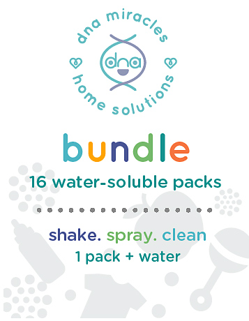 DNA miracles home solutions bundle