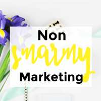 Non-Smarmy Marketing with Nathalie Lussier