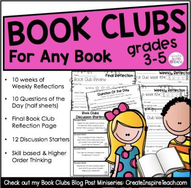 Book-Clubs-For-Any-Book-Elementary