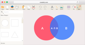 Venn Diagram Maker to Create Venn Diagrams Online | Creately