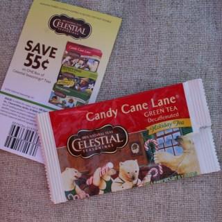 Celestial Seasonings Candy Cane Lane Review