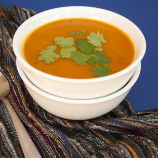 Chipotle Kabocha Soup