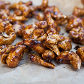 Maple Chipotle Cashews