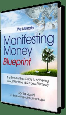 Manifesting Money Blueprint eBook by Sonia Ricotti