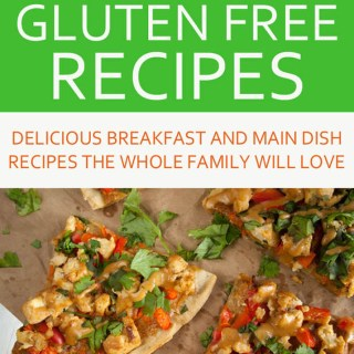 My New Vegan Gluten Free Recipe eBook is Here!