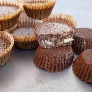 Chocolate Coconut Almond Fat Bombs