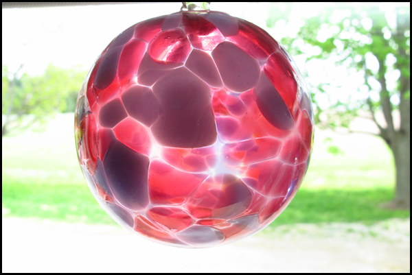 Cracked Orb