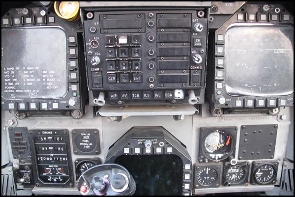 CNE Cockpit