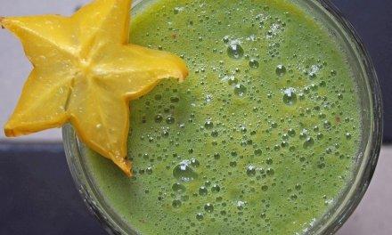8 Gründe warum du Grüne Säfte trinken solltest