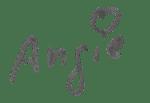 Unterschrift Angela