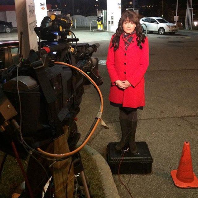CTV Reporter Bridget Brown
