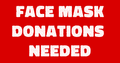 Donate face masks here