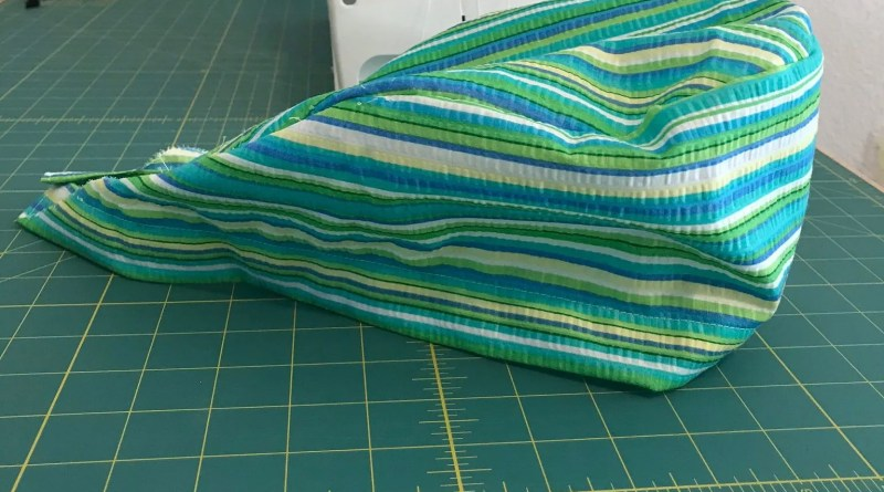 Make a scrub cap with this free pattern
