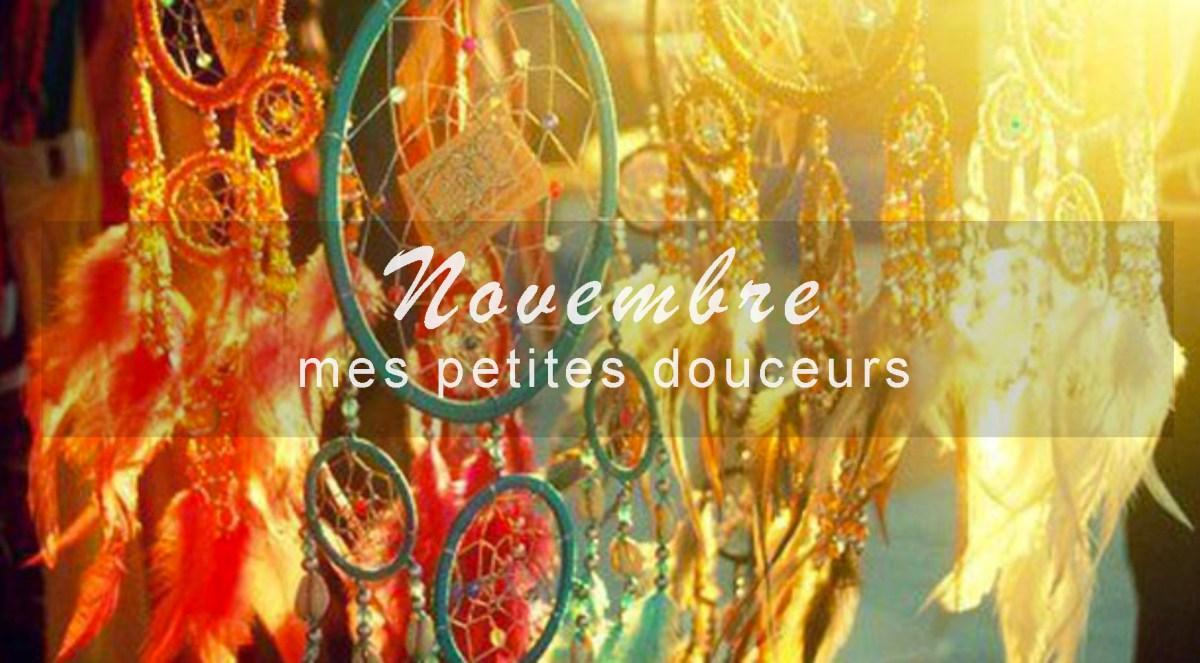 Douceurs de novembre