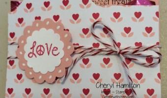 Valentine Make & Take…FREE!