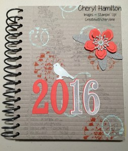 createwithcheryl 2016 journal
