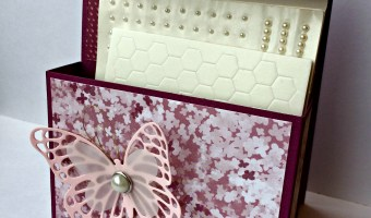 Embellishments Holder for the SSINKspriation Friday Favorites!