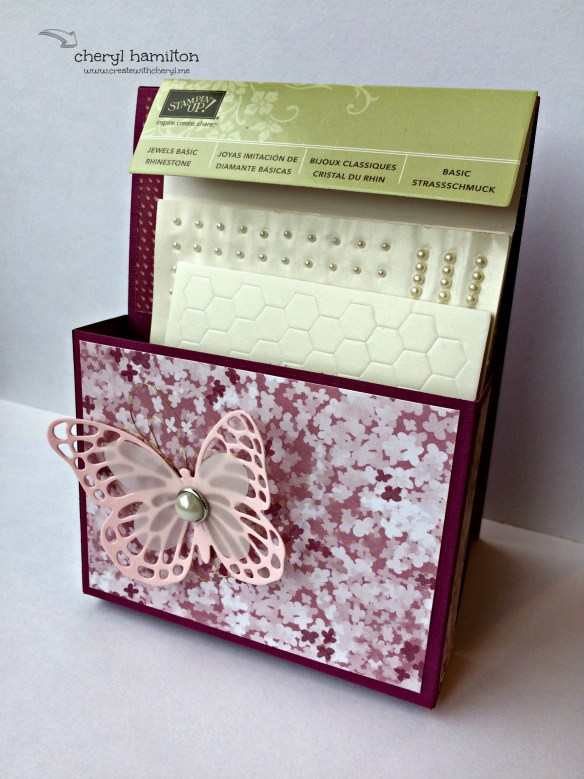 Createwithcheryl Embellishment Holder