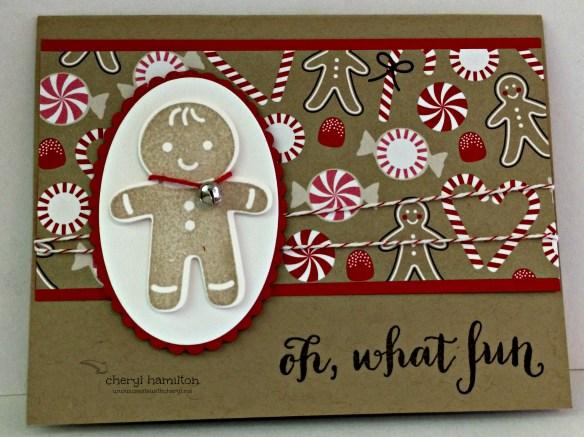 Createwithcheryl Gingerbread 2
