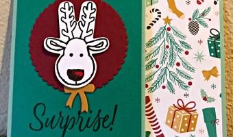 Gift Card Holder for Christmas!