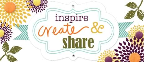 Inspire, Create, & Share Design Team