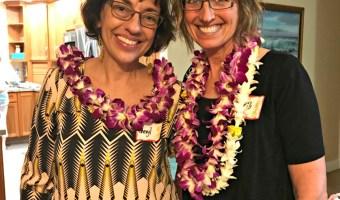 Shelli & Sterling Visit Maui