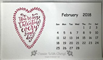 Sure Do Love You February
