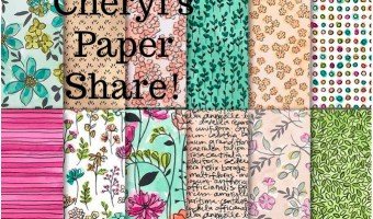 Sign up for my Paper Share!