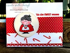 #santasworkshop #createwiwthcheryl #cherylhamilton #SSINK #christmascards