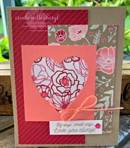 CWC Card Layout #10 #createwithcheryl #cherylhamlilton #stampinup #cardlayouts #occasionscatalog #valentine #handmadecard