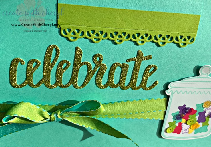 Stamp a Stack #createwithcheryl #celebrate #diycards