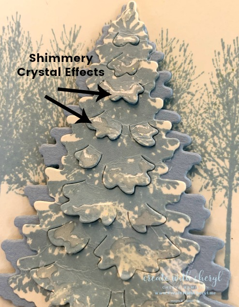 #createwithcheryl #stampinup #winterwoods #christmascards #diychristmascards