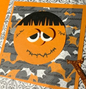 Halloween Sampler #createwithcheryl #diyhalloween #monsterbash #stampinup