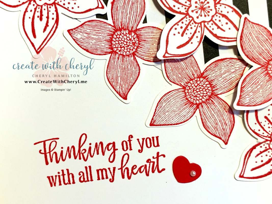 Pop of Petals #createwithcheryl #handmadecards #stampinup