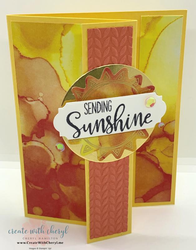 June 2020 Paper Pumpkin Kit Box of Sunshine