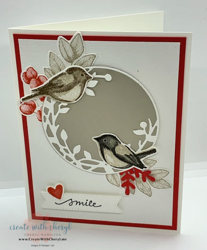 Birds & Branches Card