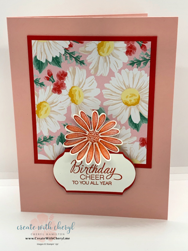 Simple DIY Handmade Card
