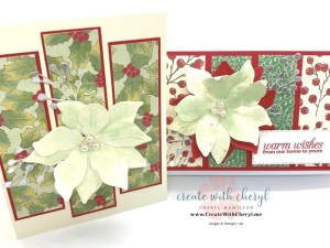 Poinsettia Place Gift Set