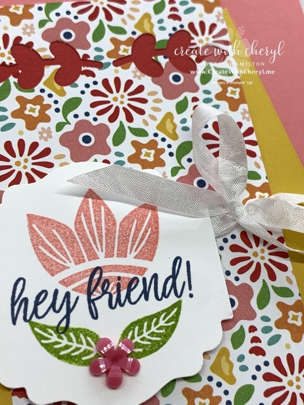 In Symmetry Bundle with Pattern Party DSP card