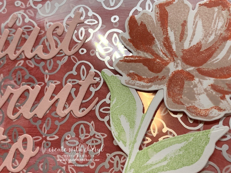 Art Gallery Thank You Card