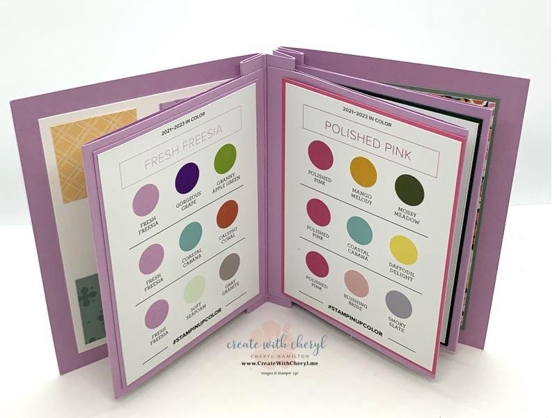 In Color Album Cheryl Hamilton