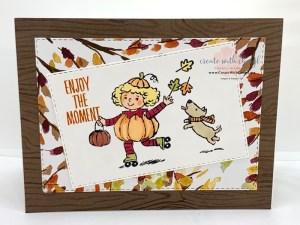 Seasons of Fun Host Stamp Set for Halloween