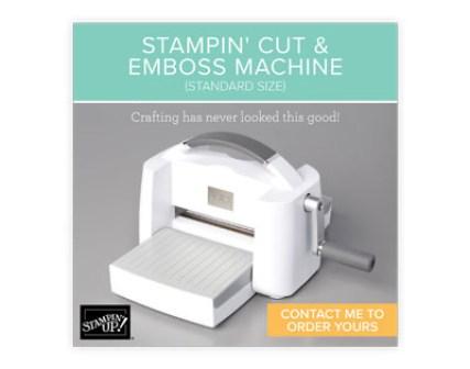 Stampin' Cut & Emboss